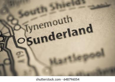 Sunderland, England, UK