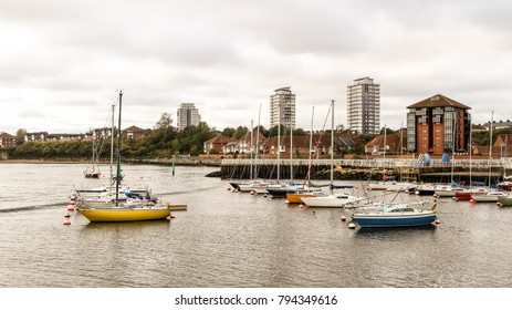 Sunderland Marina, Sunderland, North East England
