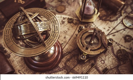 Sundial Zodiac Spherical Astrology