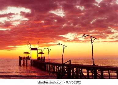 Sundown Serenity Evening Meditation