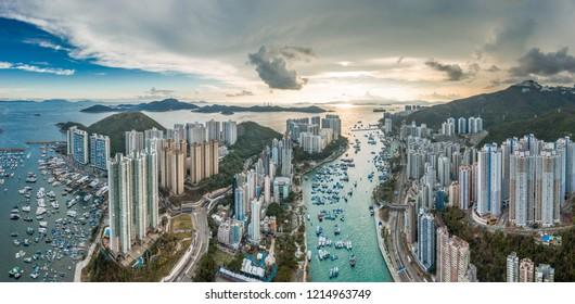 Sunet of Aberdeen, Hong Kong