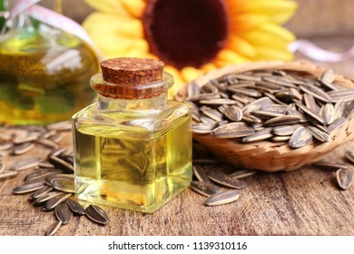 Sunflower seed and oils