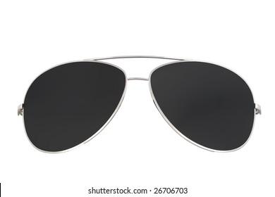 sunglasses isolated 3