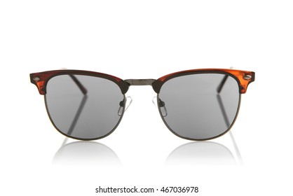 Sunglasses, isolated on white