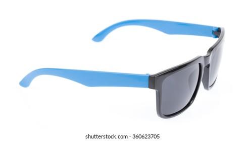 Sunglasses isolated on white background.
