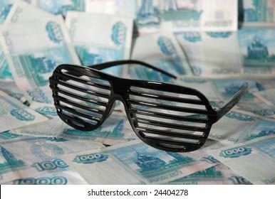 sunglasses shutter shades