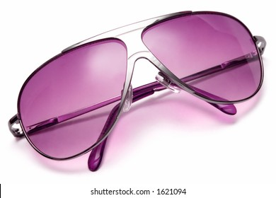 Sunglasses (Top View)