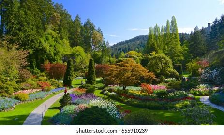 Sunken Garden, Victoria