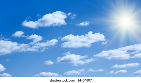 Sunlight and Clouds 2