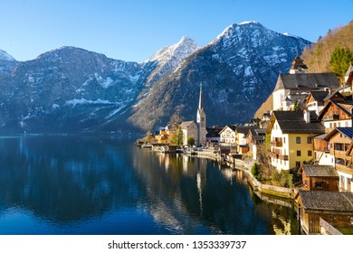 Sunlight at Hallstatt