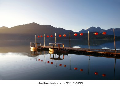 Sun-Moon Lake, morning - Picture of Taiwan