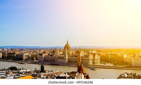 Sunny Budapest