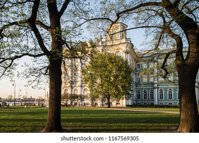 Sunny day in St. Petersburg - Shutterstock ID 1167569305