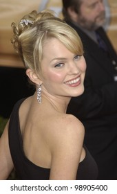 SUNNY MABREY at the 10th Annual Screen Actors Guild Awards in Los Angeles. February 22, 2004