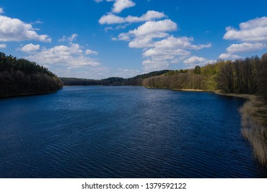 Sunny Spring on Polish lakes