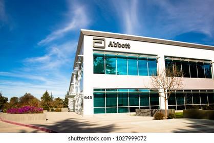 1 2018 Abbott Laboratories Building Closeup