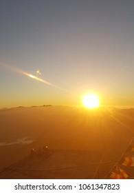 Sunrise Adams Peak