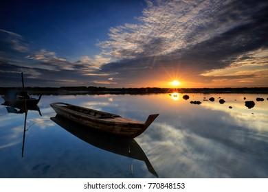 sunrise batam moment