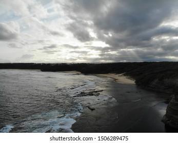 Sunrise Beach Shot in Victoria
