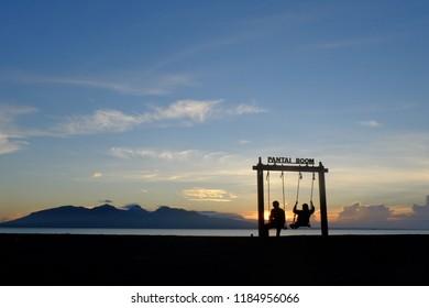 Sunrise At Boom Beach, Banyuwangi
