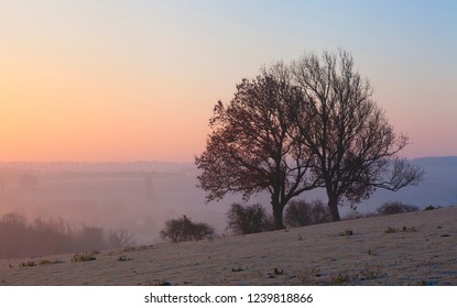 Sunrise at Chipping Campden, Cotswolds, Gloucestershire, England