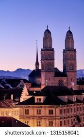 Sunrise Church Zurich