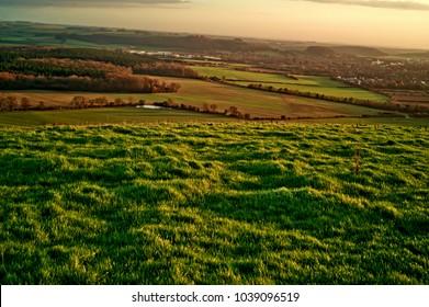 Sunrise -  Countryside UK