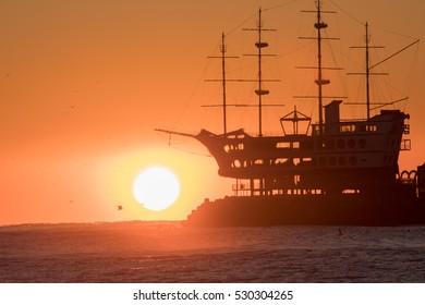 Sunrise and Dawn