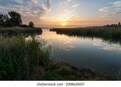 sunrise at Estany d'Ivars i Vila-sana