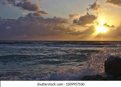 Sunrise in Florida Palm beach Gardens
