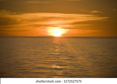 Sunrise, Gulf of California, Sea of Cortez, Mexico