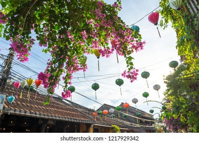 Sunrise in Hoi An Ancient town Sep 2018