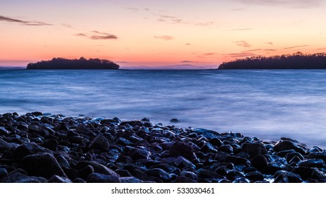 Sunrise Lough Erne