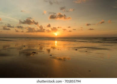Sunrise at Maragogi Beach - Brazil