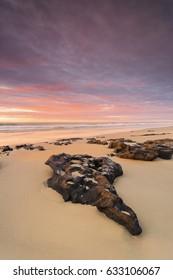 Sunrise, Mudjimba Beach.