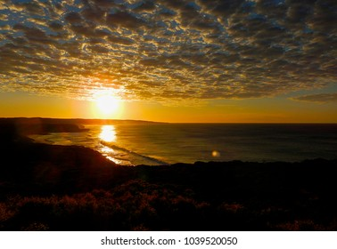 Sunrise on Kangaroo Island, Australia