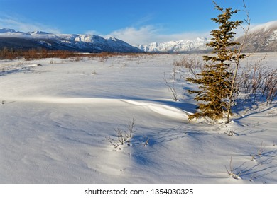 Sunrise on Kluane Lake, Kluane National Park, Yukon