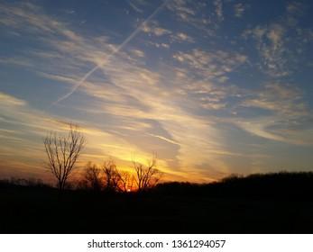 sunrise over firest persevere