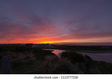 Sunrise over Warrnambool