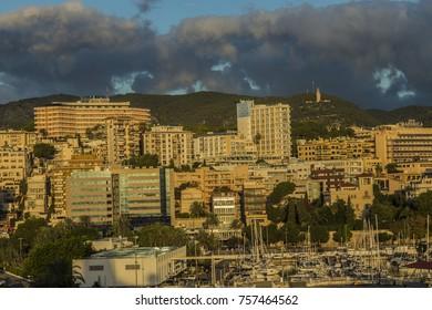Sunrise Palma de Mallorca