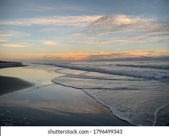 Sunrise at Pawleys Island, SC