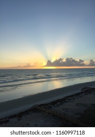 Sunrise in Ponce Inlet, FL