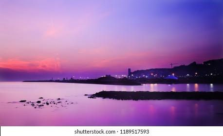 Sunrise in Samsun