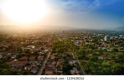 Sunrise in San Pedro Sula