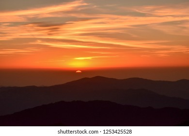 Sunrise  from Sandakphu