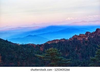 Sunrise - Sandakphu