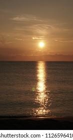 Sunrise at Terengganu Malaysia