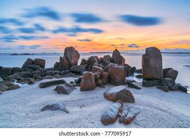 Sunrise Trikora Bintan Island