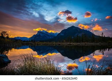 SunRise at the Vermilion Lake