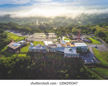 Sunrise View at The Grand Old Lady Miri, Sarawak.